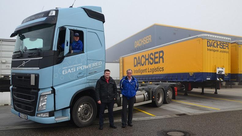 Testy ciężarówek z alternatywnym napędem