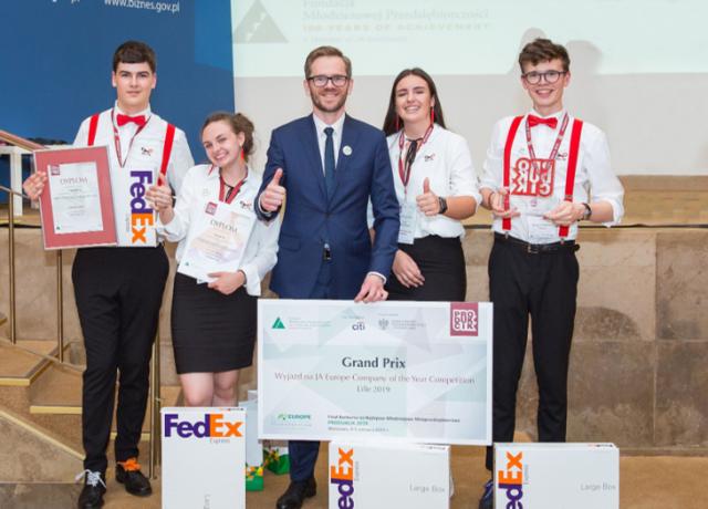 FedEx kolejny raz wręczył nagrodę FedEx Access Award