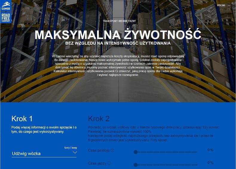 Solideal On-Site Service w polskiej wersji językowej