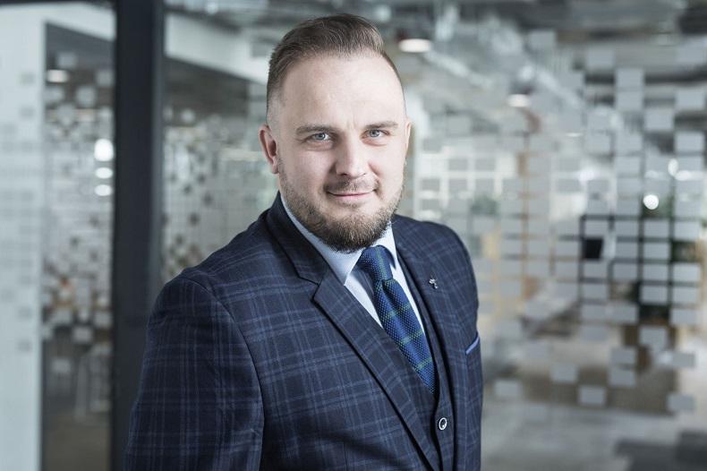 Bartosz Wilczyński, Head of Ocean Solutions & Business Development Northeast Europe Cluster w DB Schenker