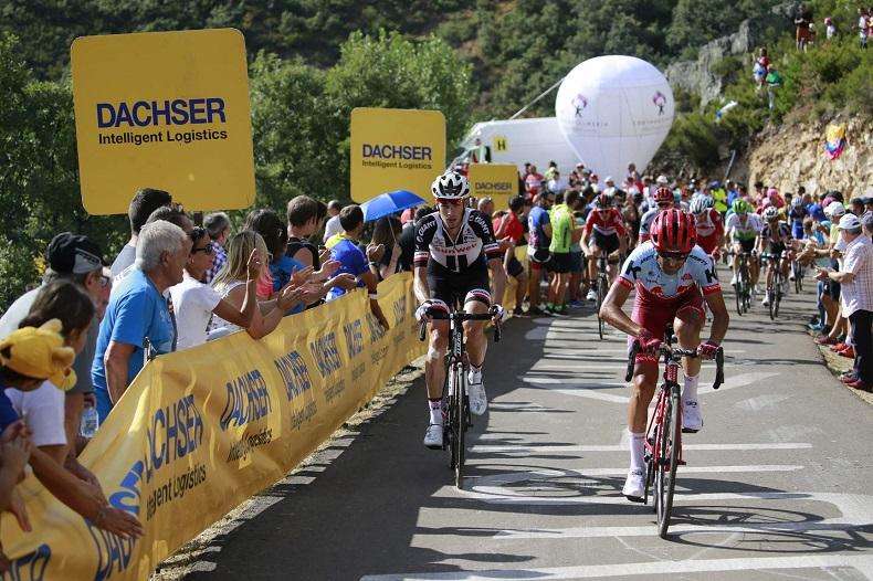 Logistyczna La Vuelta a España