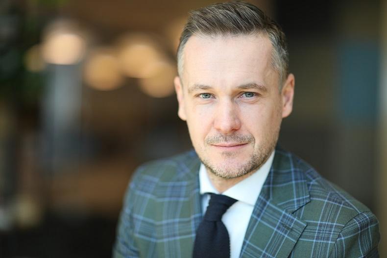 Emil _Domeracki_dyrektor Działu Gruntów w Colliers International.