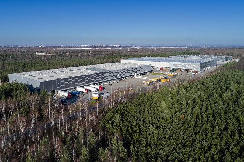 Magazyny w Sosnowcu sprzedane za 15,2 mln euro