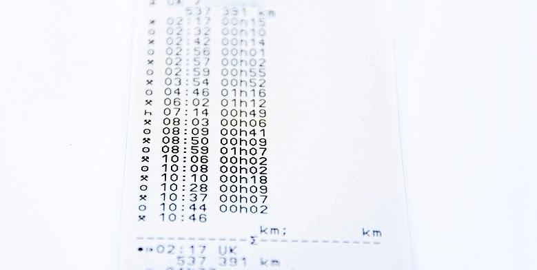 Inteligentne tachografy pod lupą urzędników