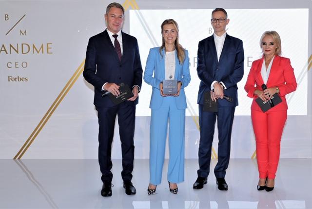 Nagroda BrandMe CEO