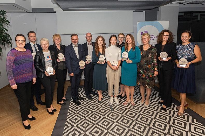 Wręczono nagrody Forum Odpowiedzialnego Biznesu