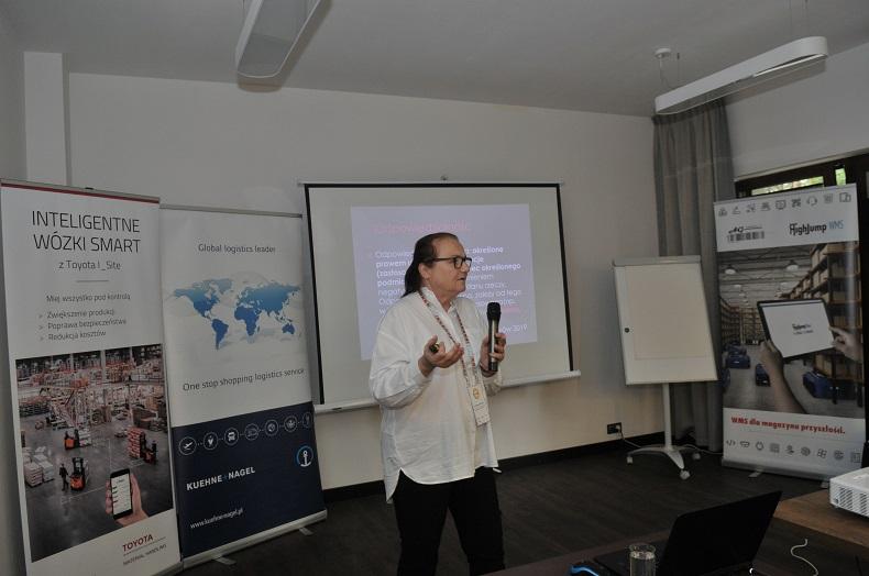 dr. Barbara Krzyśków, Centralny Instytut Ochrony Pracy Państwowy Instytut Badawczy