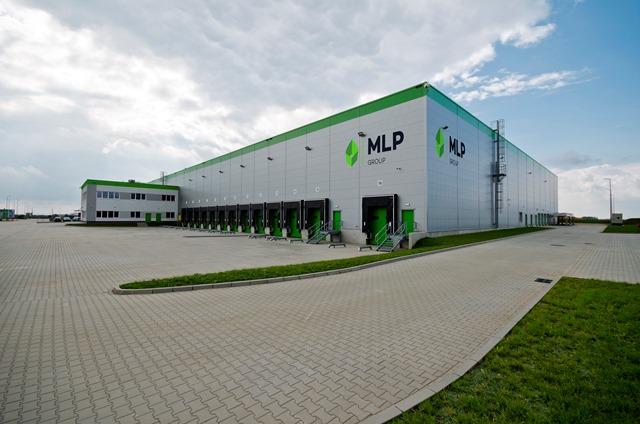 Lider usług logistycznych w 3 parkach MLP Group