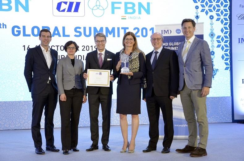 Nagroda dla firmy rodzinnej