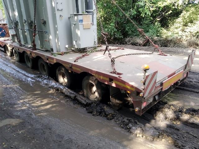 Transport transformatorów na Ukrainę