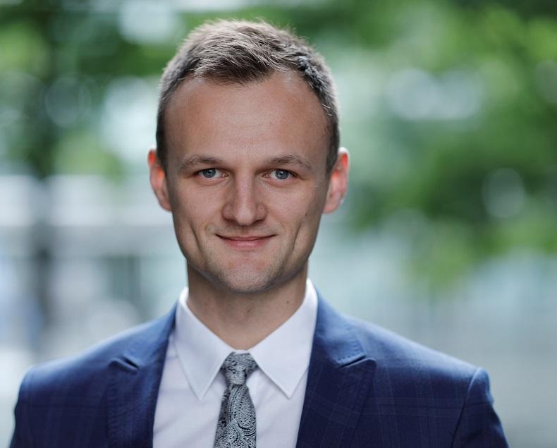 Pańczyk_Łukasz_dyrektor w Dziale Powierzchni Logistycznych i Przemysłowych w Colliers International