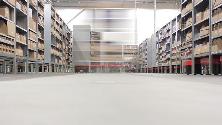 Zautomatyzowana logistyka dla MediaMarkt Szwecja