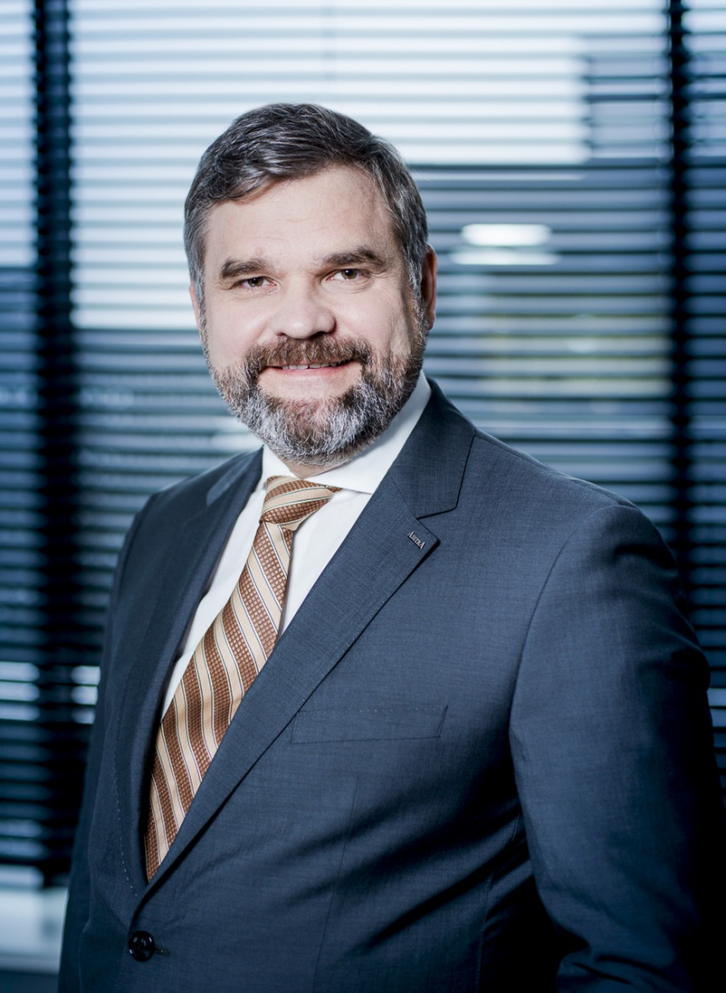 Dmitrij Lagun, CEO AsstrA-Associated Traffic AG