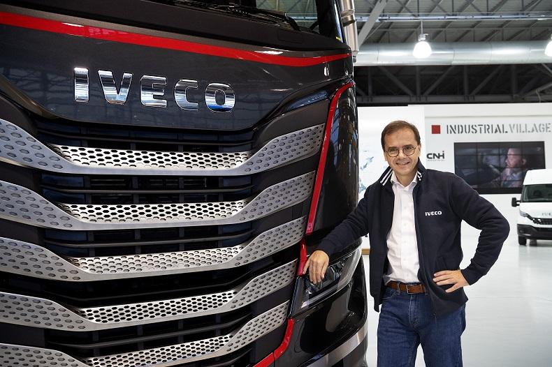 Nowy prezes marki IVECO