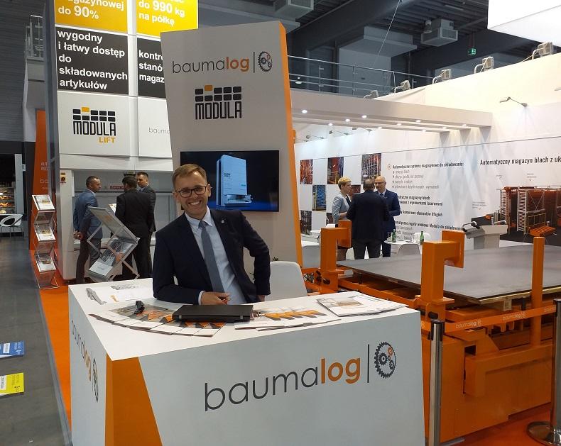 Baumalog na Warsaw Industry Week