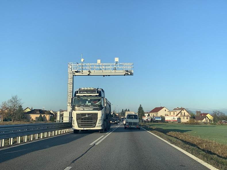 Nowy system opłat drogowych w Czechach
