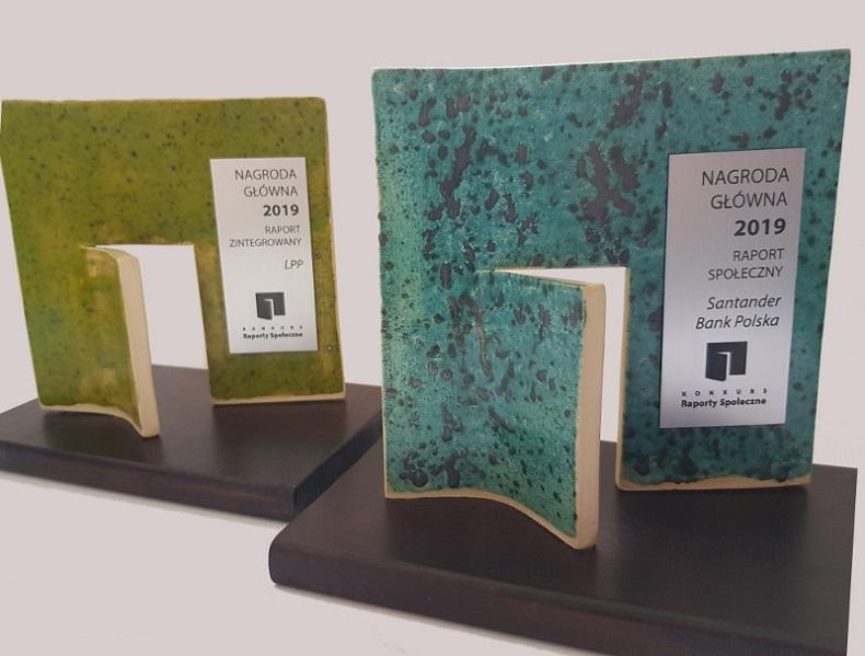 Nagrody rozdane w Konkursie Raporty Społeczne