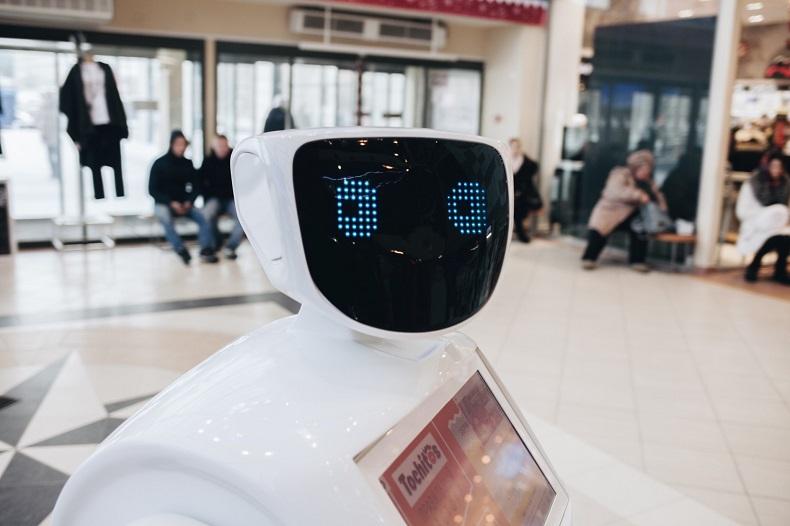 Polacy nie boją się robotów
