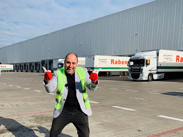 Raben promuje bezpieczeństwo na drodze z Motodoradcą