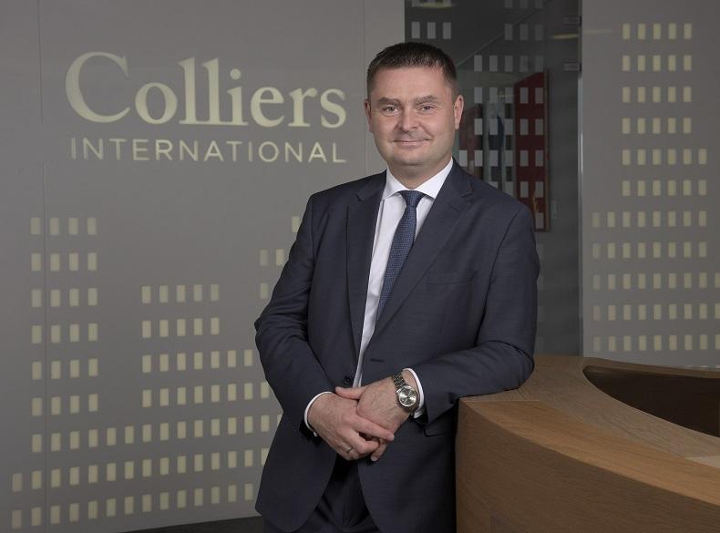 Włodarczyk Marcin_ dyrektor regionalny Colliers International w Łodzi