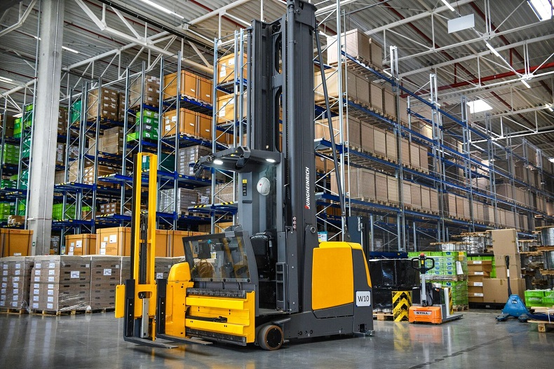 Nowy oddział Rohlig Suus Logistics