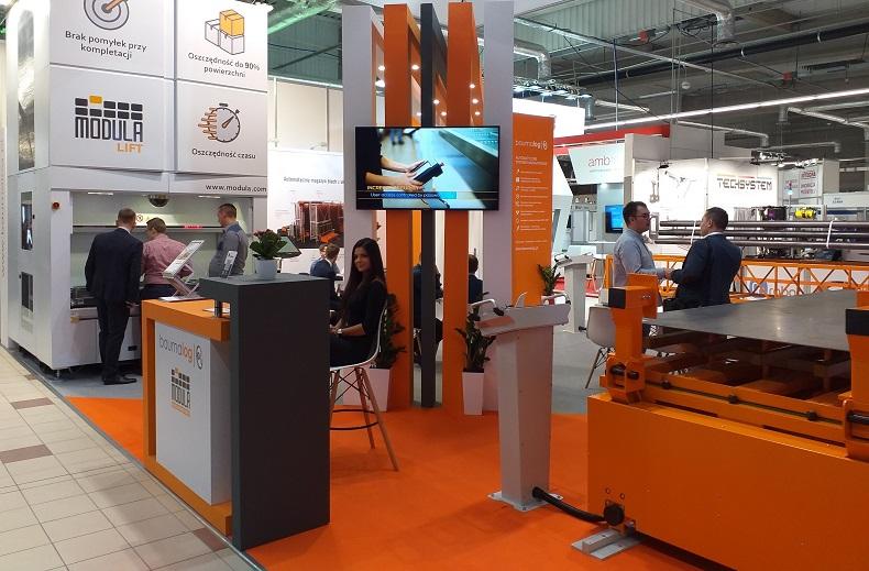Baumalog na targach Warsaw Industry Week