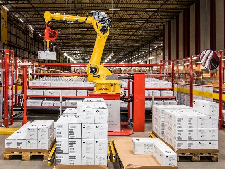 Nowa strategia DHL Supply Chain