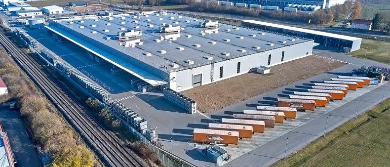 GIC powiększa platformę logistyczną P3
