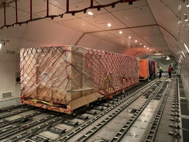 Fracht FWO Polska organizuje transport lotniczy do Australii