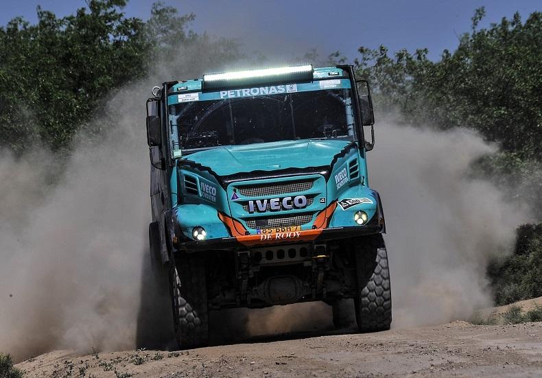 IVECO gotowe do Rajdu Dakar 2020