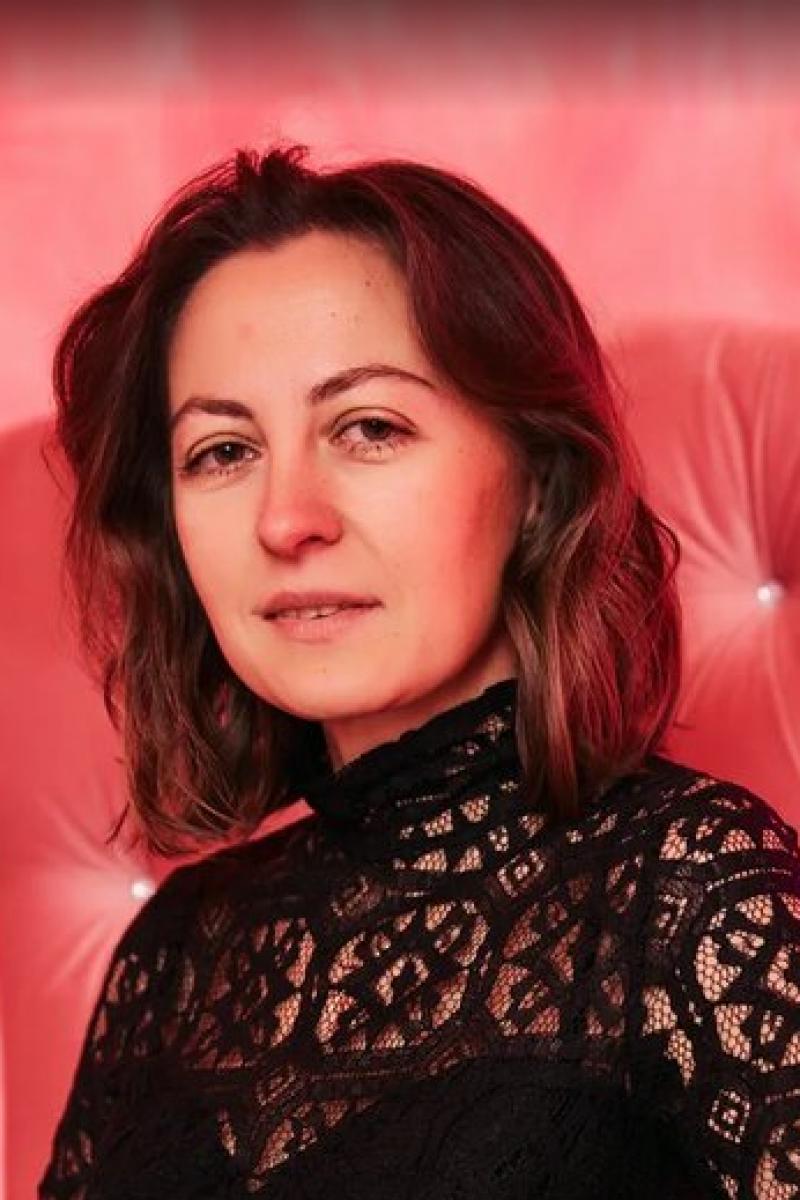 Irina Potanina, specjalista ds. transportu drogowego w dziale Europa Środkowa