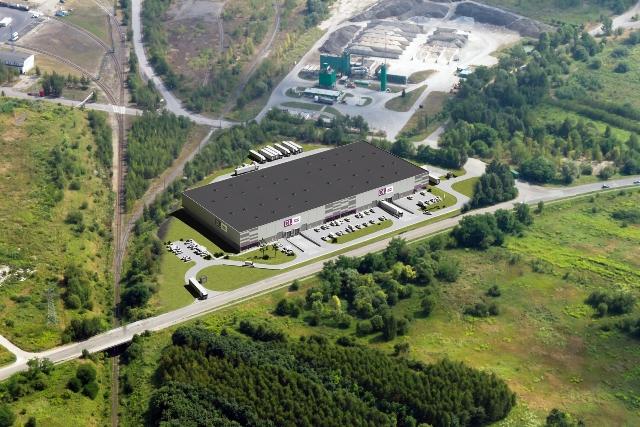 Całkowita komercjalizacja DL Invest Park w Dąbrowie Górniczej