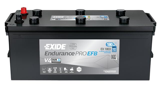 Fot Exide EndurancePRO EFB