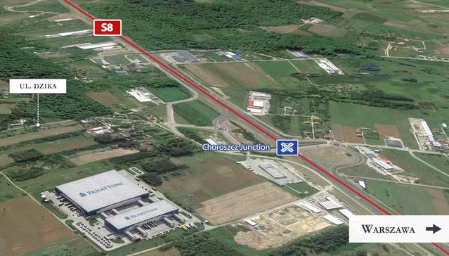 Kolejny park logistyczny w Białymstoku