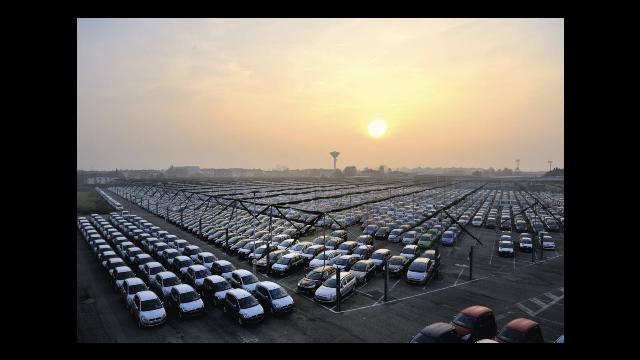 Zmiany w łańcuchu dostaw pojazdów gotowych