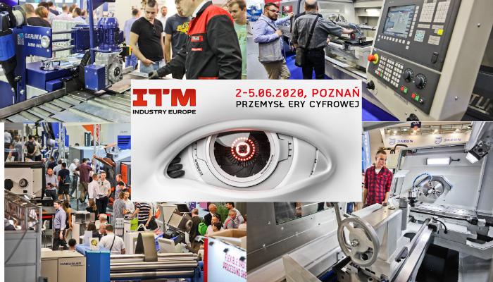 Liderzy rewolucji przemysłowej na ITM Industry Europe