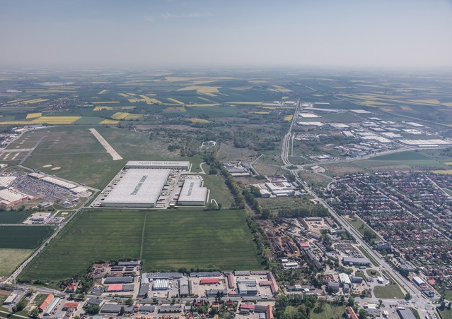 Start budowy 25 000 m kw. w Panattoni Park Legnica