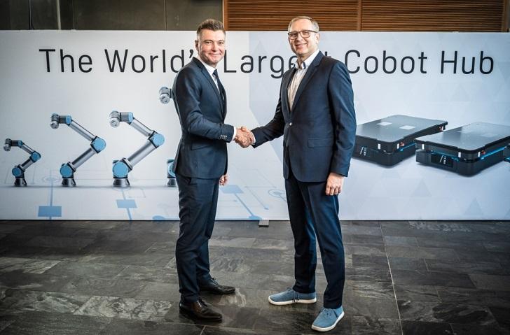 36 mln USD w rozwój i produkcję robotów