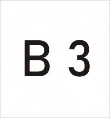 Baner B3