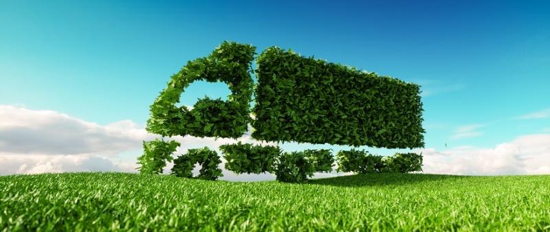 Zrównoważony rozwój feat. zielona logistyka