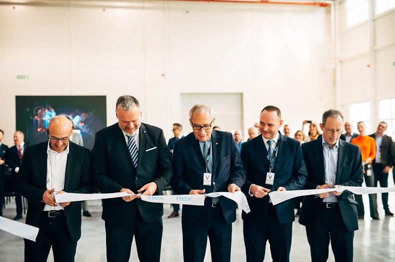 Flex rozbudowuje centrum logistyczno-magazynowe