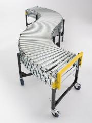 Przenośniki elastyczne grawitacyjne rolkowe UNI-FLEX™