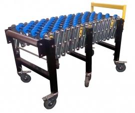Przenośniki grawitacyjne roleczkowe lekkie UNI-FLEX™