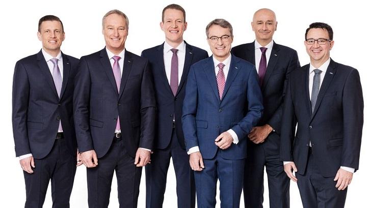 Dachser ogłasza przyszły zarząd