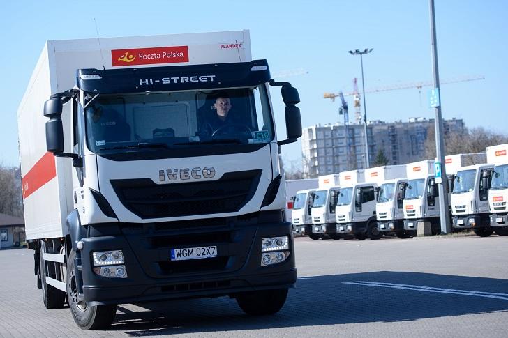 Poczta Polska wspiera logistycznie działania rządowych instytucji
