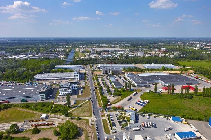 Sprzedane 6 parków dystrybucyjnych oraz budynek biurowy