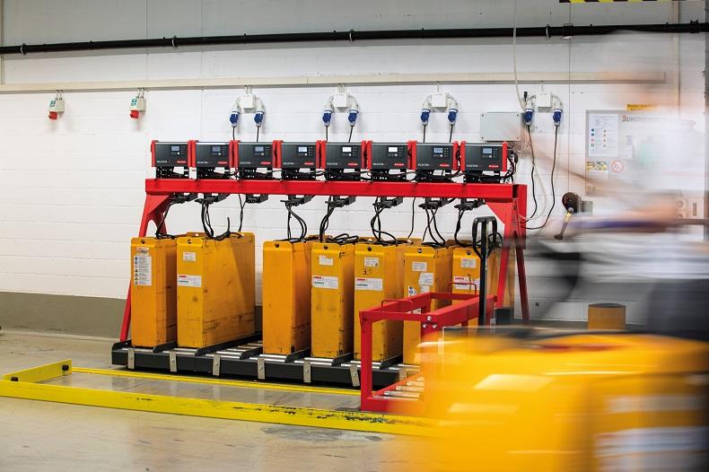 Urządzenia firmy Fronius oszczędzają prąd oraz obniżają koszty eksploatacji i emisję CO2