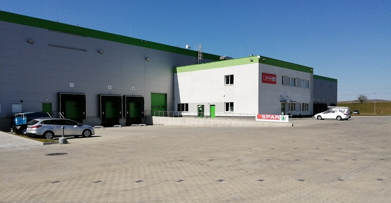 SPAR uruchomił centrum logistyczne
