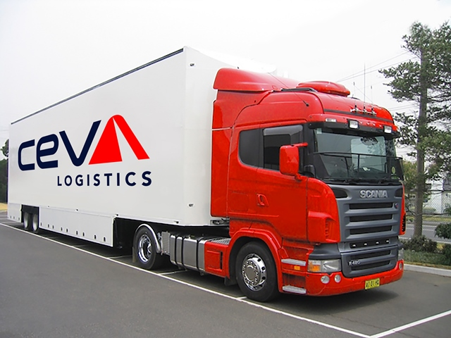 CEVA Logistics operatorem General Motors
