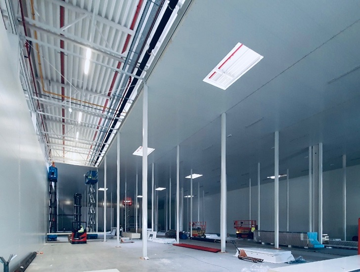 Nowa inwestycja Green Factory Logistics